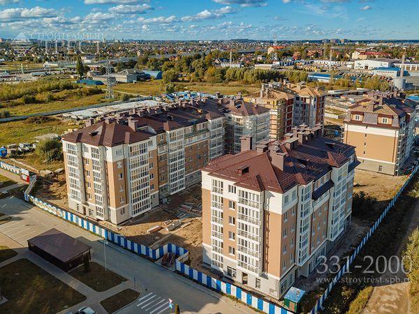 Военная ипотека в ЖК «Город мастеров»