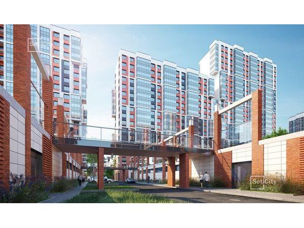 Setl City построит жилой комплекс «Стрижи в Невском» у метро «Ломоносовская»