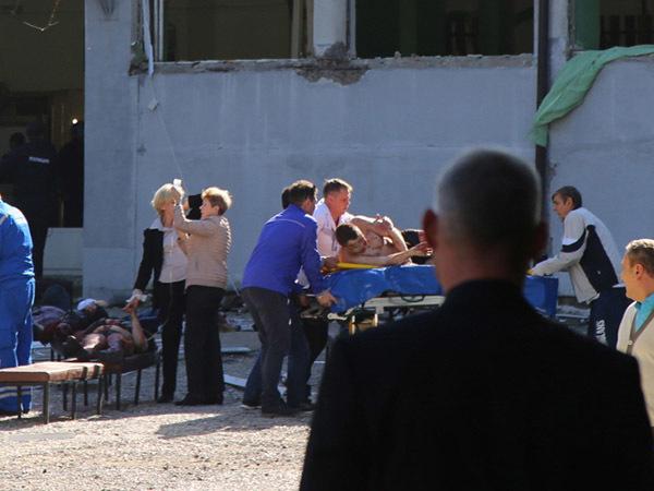 Расстрел в Керчи: что известно о нападении в Крыму
