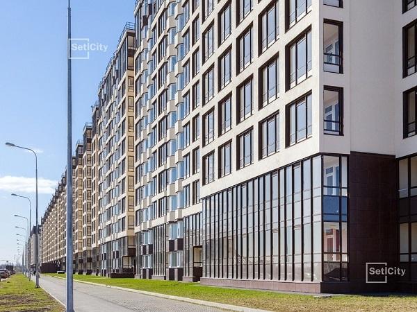 Setl City построит временную дорогу до улицы Свердлова в ЖК «Солнечный город»