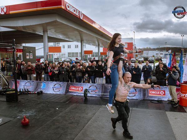 В Санкт-Петербурге прошёл спортивный праздник «День ЗОЖ на Circle K»