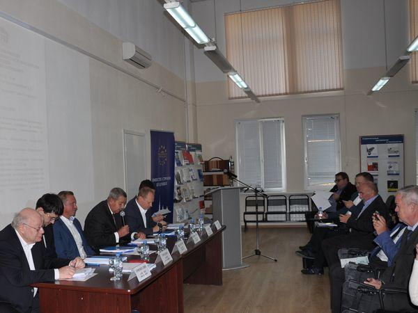 В Санкт-Петербурге состоялась предсъездовская окружная конференция строительных СРО