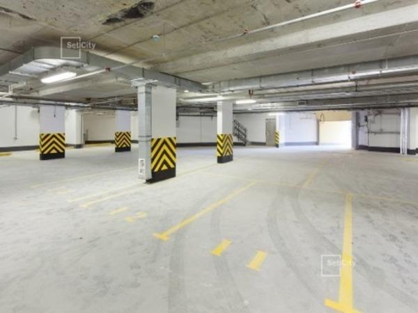 Бонусы к квартире: паркинг и кладовая