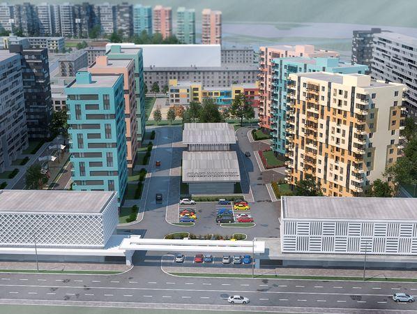 «Группа ЛСР» выводит на рынок новый проект «Ручьи» в Санкт-Петербурге
