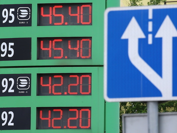 На АЗС Петербурга признали: заправки без оплаты стали проблемой