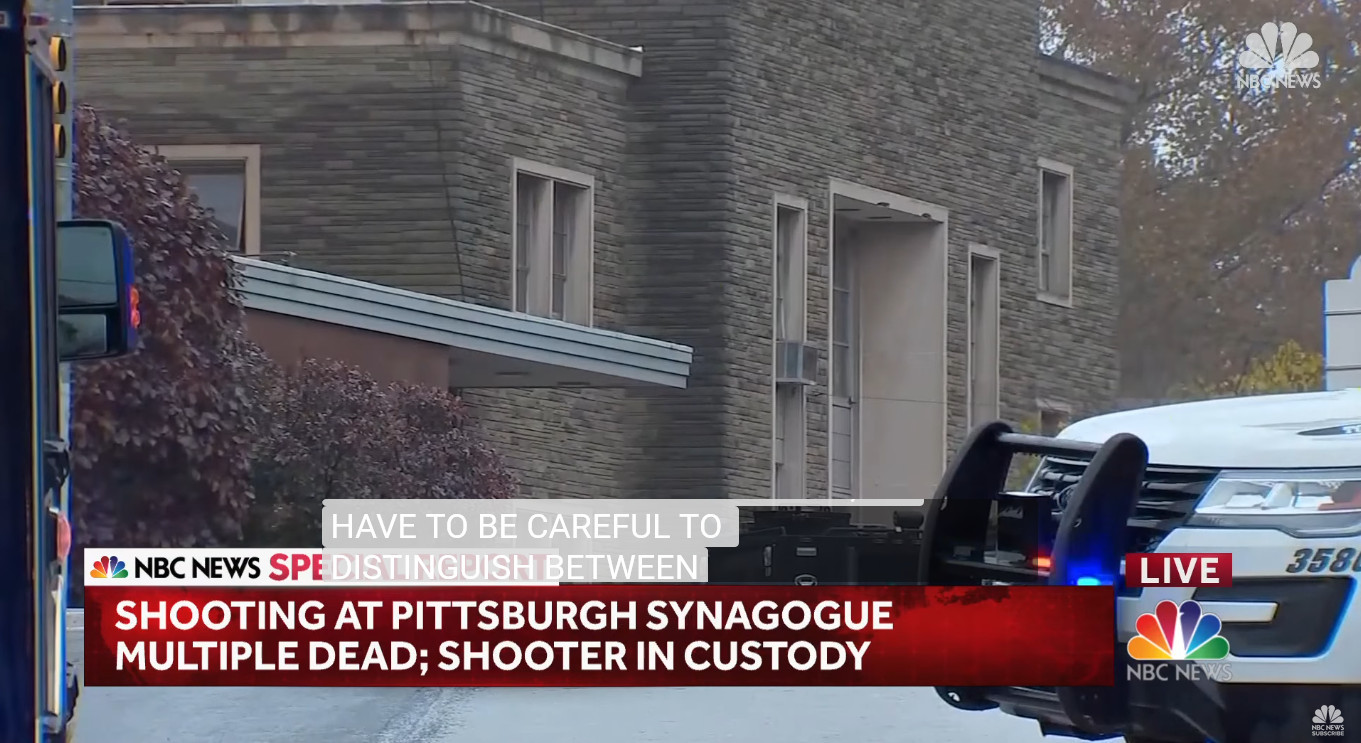 Кадр из видео на YouTube-канале NBC News