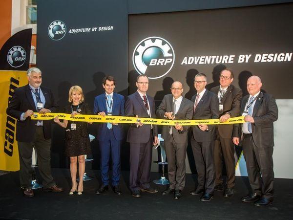 Канадский бренд техники для активного отдыха и спорта приходит в Петербург