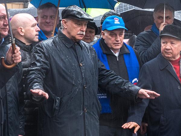 Петербургский бизнес об эпохе Полтавченко: Застой или стабильность?