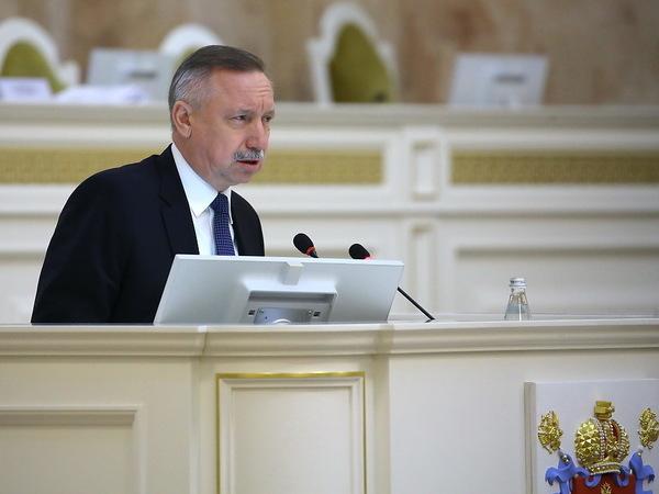 «Дайте поработать врио губернатора!»: Беглов, депутаты и «бюджет расплаты»