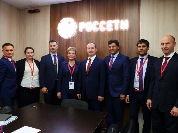 «Россети» и Мурманская область продолжат работу над развитием региона
