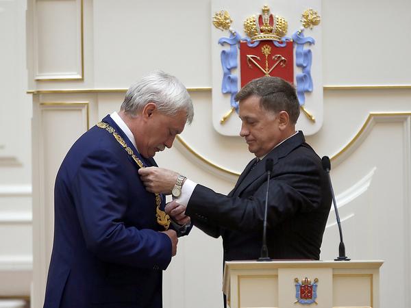 Кто пойдет на выборы губернатора Петербурга