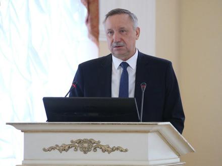 Александр Беглов//Официальный сайт Администрации Санкт-Петербурга