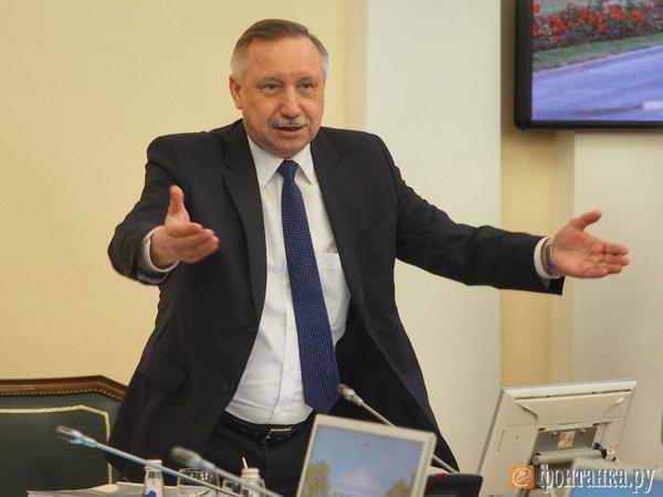 Первое заседание городского правительства с врио губернатора Александра Беглова. Фоторепортаж «Фонтанки»