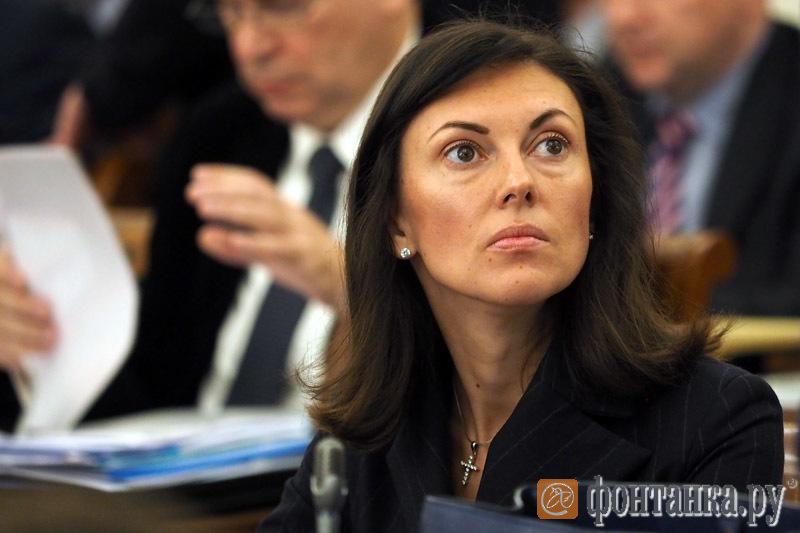 председатель комитета по инвестициям Ирина Бабюк
