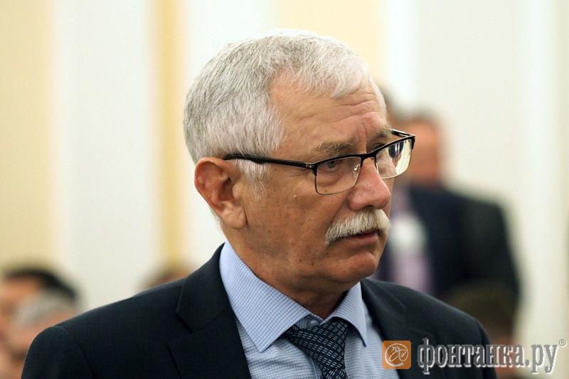 председатель комитета территориального развития Санкт-Петербурга Игорь Князев