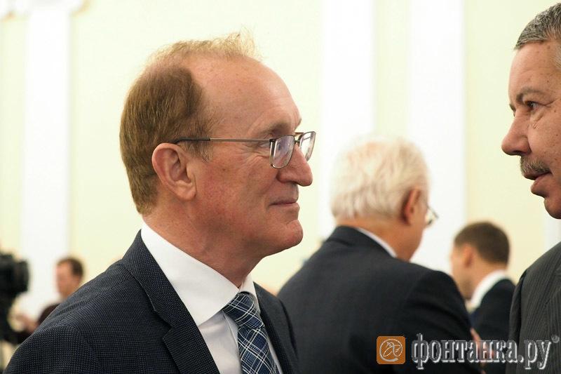 Михаил Бродский и Александр Вахмистров