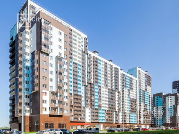 В продажу вышли две новых секции ЖК «Чистое небо» в Приморском районе