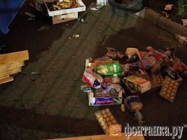 «Пятёрочку» снова застукали за выбрасыванием продуктов. Действия сотрудников попали на видео