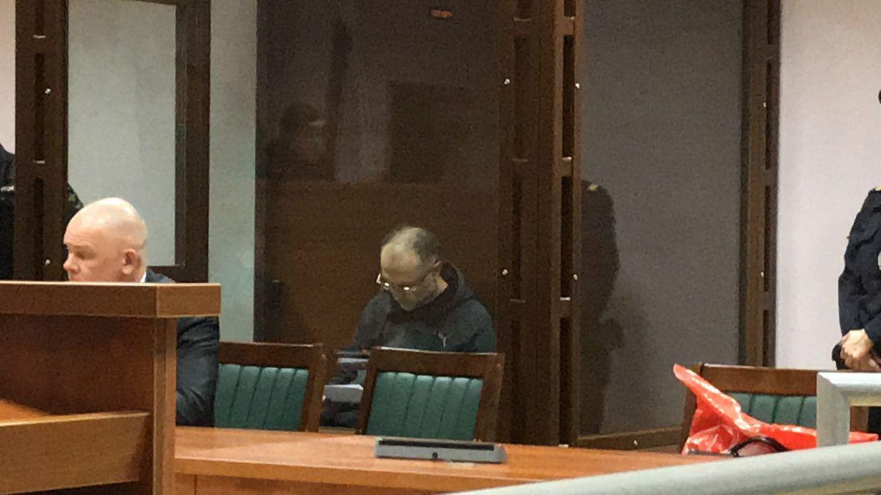 Марат Оганесян в суде