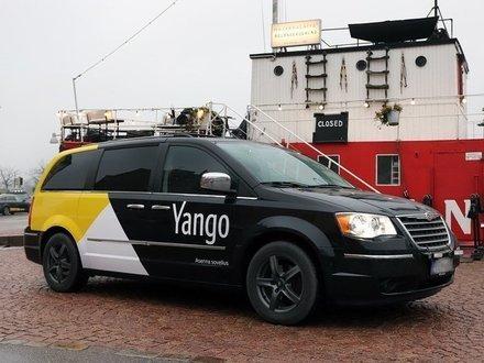 Bruno Puolakainen, Yandex.Taxi