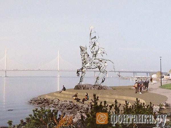Километровый Петр не прошёл: в Смольном выбрали шесть памятников, которые установят в Петербурге