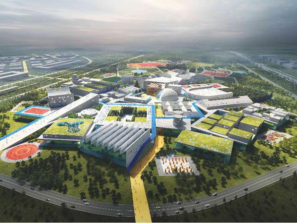 Построй свой город: получит ли ИТМО самый современный кампус в мире