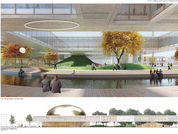 Инкубатор будущего. Каким архитекторы увидели будущий «ИТМО Хайпарк»