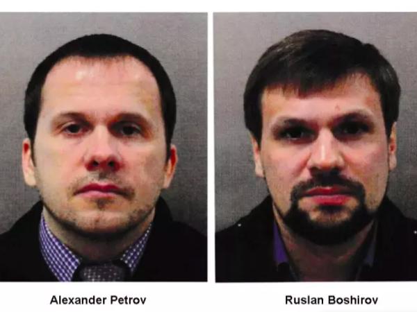 Опубликованы новые видео с Петровым и Бошировым. В Солсбери сохраняется опасность отравления «Новичком»