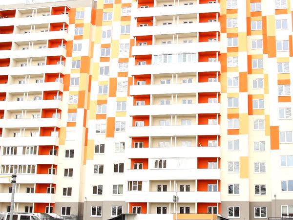«Дальпитерстрой» завершил строительство дома  в Ленсоветовском