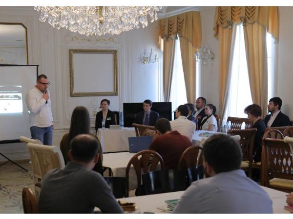 ОТП Банк провел Бизнес-Завтрак для клиентов МСБ в Санкт-Петербурге