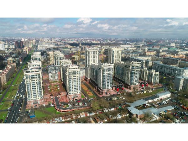 Компания Л1 начинает заселение 4-го корпуса ЖК «Граф Орлов»