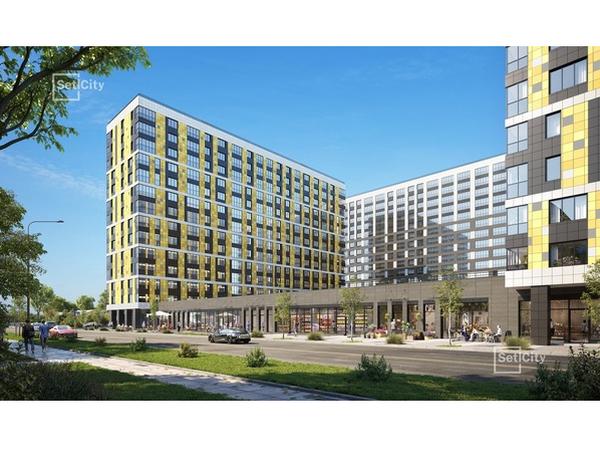 В ЖК «Pulse на набережной» выведен в продажу пул квартир с видом на Неву