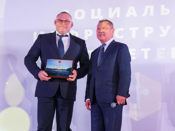 «Эталон ЛенСпецСМУ» отмечена наградой на конкурсе «Доверие потребителя»