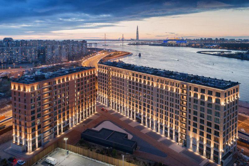 предоставено пресс-службой ГК Docklands development