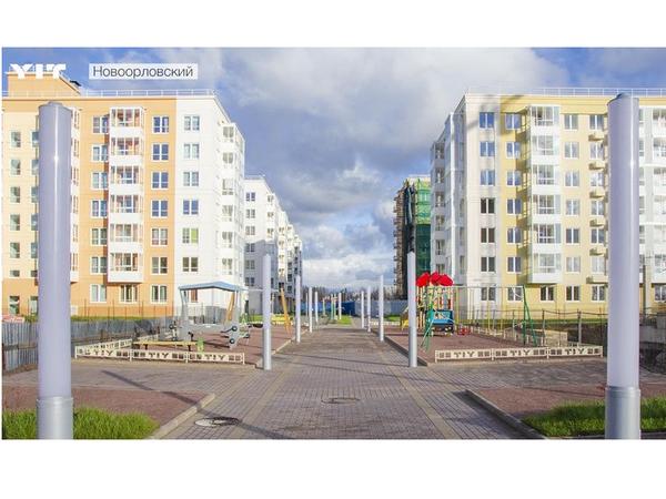 ЮИТ начал передачу квартир в третьей очереди жилого комплекса «Новоорловский»