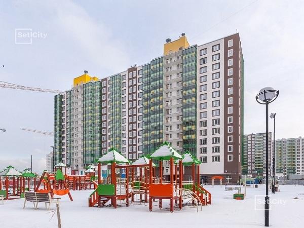В ЖК «GreenЛандия-1» открылись два новых муниципальных детских сада