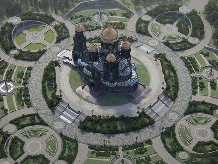 «Странное продолжение традиций» в главном храме вооруженных сил РФ