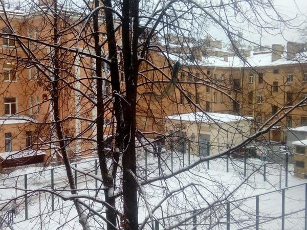 Колесов рассказал о пунктуальности снегопадов. На петербургских дорогах снова плотно