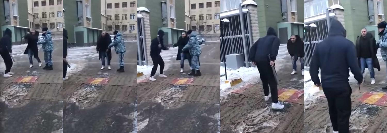 "Коллаж/""Фонтанка.ру""/кадры из видео/YouTube/RHHB TV"