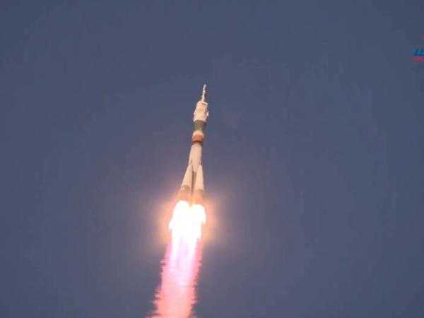 Роскосмос впервые после аварии с «Союзом» осуществил запуск пилотируемого корабля. Он прошел успешно