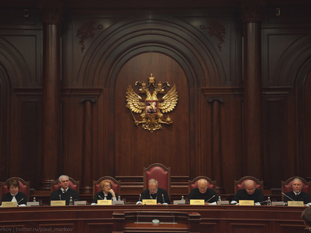 Обжалованию не подлежит. Конституционный суд в Петербурге завизировал границу Чечни и Ингушетии