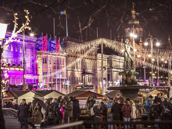 Выходные в Финляндии 8-9 декабря: рождественский метал и веселье на ипподроме