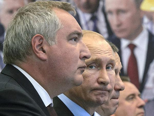 Роскосмос: У Дмитрия Рогозина есть козыри для разговора с президентом