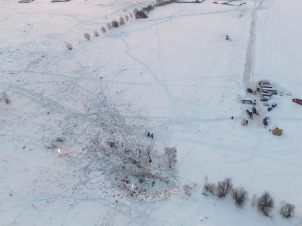 Следственный комитет: АН-148 взорвался на земле