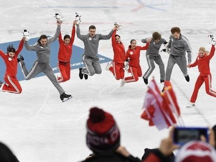 Не догнали канадцев. Итоги третьего дня Олимпиады