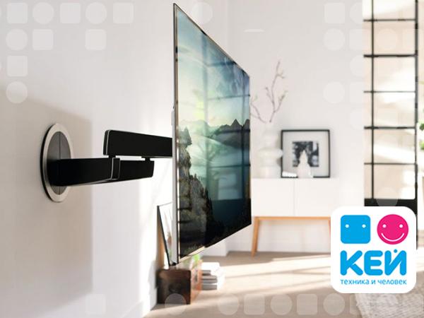 Как правильно повесить телевизор: советы специалистов компании КЕЙ