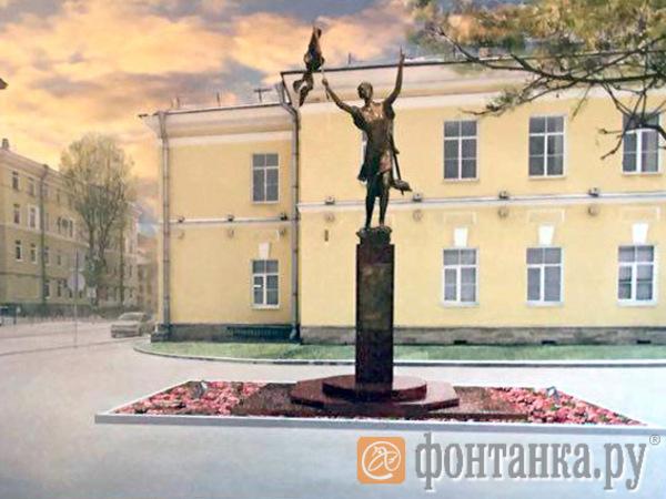 Градсовет раскритиковал  Жанну д'Арк в Советском переулке