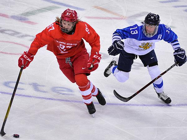 Женщина тоже хоккеист. Итоги восьмого дня Олимпиады
