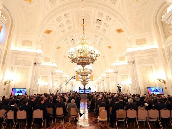 СМИ: Послание Путина Федеральному собранию перенесли на конец февраля