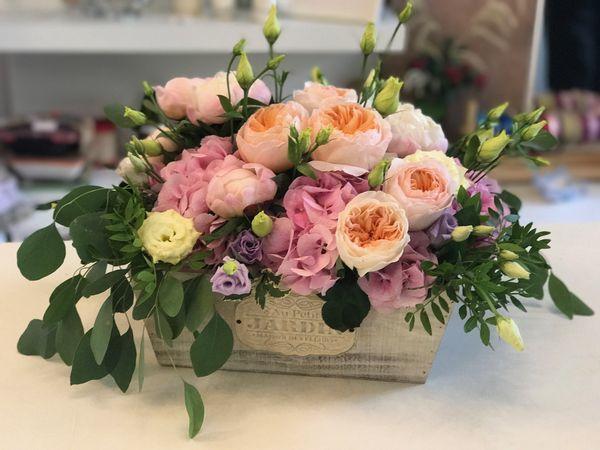 Flowers* F42 выводит цветочный бизнес в элитный район Санкт-Петербурга